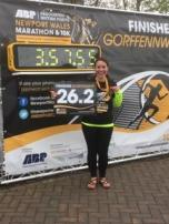 Steph marathon